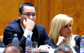 Victor Ponta in fusta (Opinii)