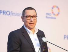 Victor Ponta isi critica fostii colegi din PSD pe tema Fondului Suveran: Hotie pana la capat!