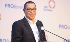 Victor Ponta isi recunoaste infrangerea: Acum e timpul pentru familie, pentru prieteni adevarati, noi proiecte si noi provocari