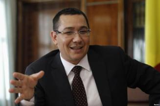 Victor Ponta joaca la cacealma? (Opinii)