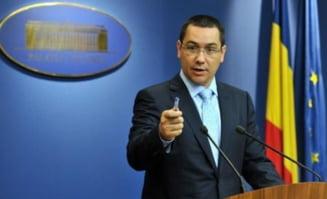 Victor Ponta muta circul la Parchet (Opinii)