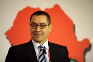 Victor Ponta nu a trecut Rubiconul (Opinii)
