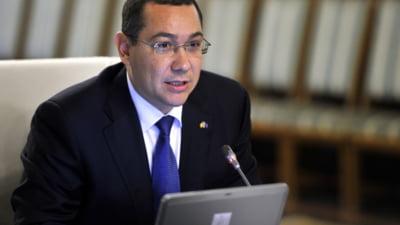 Victor Ponta pleaca in SUA: Cu cine se duce si ce program are