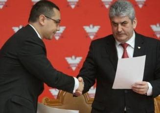 Victor Ponta pleaca in SUA o saptamana - Gabriel Oprea ii tine locul premierului