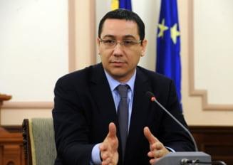 Victor Ponta pregateste divortul (Opinii)