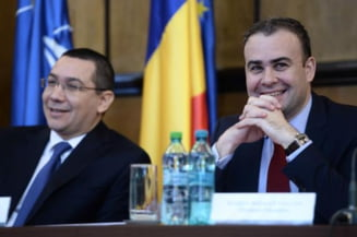 Victor Ponta preia interimatul la Ministerul Finantelor - surse