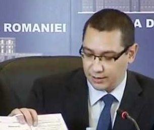 Victor Ponta renunta la titlul de doctor in Drept
