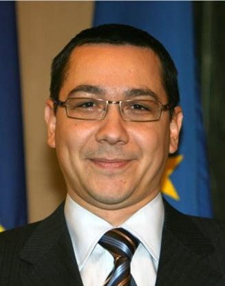 Victor Ponta s-a suparat ca vacarul pe CSAT (Opinii)