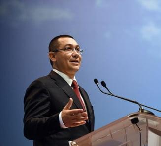 Victor Ponta si-a lansat asociatia: Multi mi-au si zis sa am grija cu banii (Video)