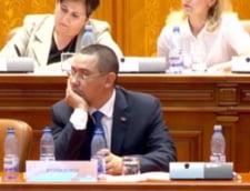 Victor Ponta singurel