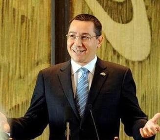 """Victor Ponta sustine ca 130.000 de euro de la PSD se duc in fiecare luna pentru postarea de """"mizerii"""" pe Facebook"""