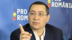 Victor Ponta trage-n stanga si-n dreapta la lansarea PPR de la Craiova. Mai mult in stanga. Mai ales in Dragnea