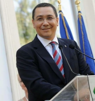 Victor Ponta va depune o motiune de cenzura impotriva Guvernului Tudose