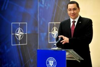 Victor Ponta vrea securitatea Romaniei sau securitatea coruptilor? (Opinii)
