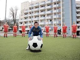 Victoras Iacob, sanctionat de FC Kaiserslautern