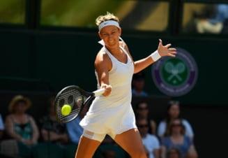 Victoria Azarenka, acuzata ca a trisat la Wimbledon inaintea meciului cu Simona Halep