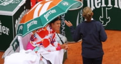 "Victoria Azarenka a oferit faza zilei la Roland-Garros: ""E ridicol, stam aici ca niste rate"""