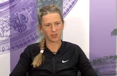 Victoria Azarenka explica infrangerea din meciul cu Simona Halep
