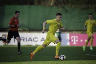 Victoria care a venit prea tarziu: Romania U17 invinge Turcia, dar rateaza calificarea la Campionatul European