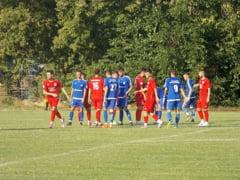 Victorie a fotbalistilor, de la CSM Focsani 2007, in amicalul de la Galati