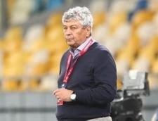 Victorie categorica pentru Mircea Lucescu in campionatul Ucrainei, 4-0 in deplasare