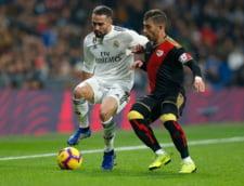 Victorie chinuita pentru Real Madrid