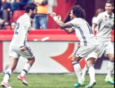 Victorie dramatica pentru Real Madrid