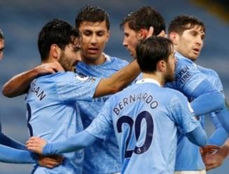 Victorie fara drept de apel pentru Manchester City in derby-ul cu Chelsea din Premier League