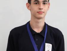 Victorie internationala a scolii Lauder: Interviu cu Victor Vescu, medaliat cu argint la Balcaniada de Geografie