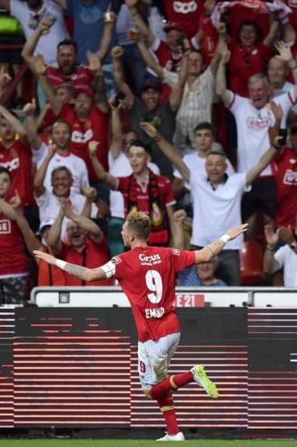 Victorie la debutul in noul sezon din Belgia pentru Razvan Marin si Standard Liege