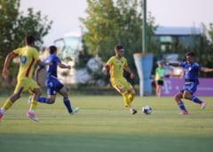 Victorie la scor de maidan pentru nationala under 19 a Romaniei