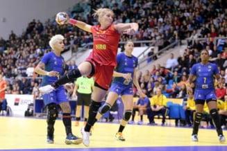 Victorie la scor pentru Romania in primul meci de la Campionatul Mondial de handbal feminin