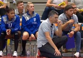 Victorie mare pentru CSM Bucuresti in Liga Campionilor la primul meci cu noul antrenor