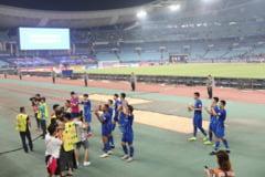 Victorie mare pentru Cosmin Olaroiu in China, cu una dintre pretendentele la titlu