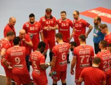 Victorie mare pentru Dinamo la handbal masculin in Europa