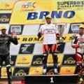 Victorie pentru BGS Motosport in Romanian Superbike. Catalin Cazacu, de neoprit
