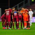 Victorie pentru CFR Cluj in Liga 1, la Giurgiu. Astra, pe ultimul loc in clasament