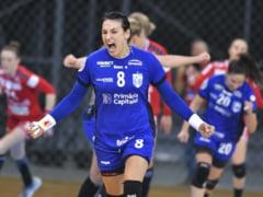 Victorie pentru CSM Bucuresti in Liga Campionilor, dar si un mare regret