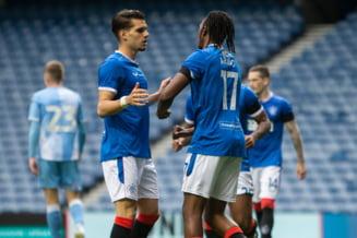 Victorie pentru Ianis Hagi in Scotia: Rangers - St. Mirren, scor 3-0