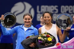 Victorie pentru Monica Niculescu la Biel: A invins-o in finala pe legendara Martina Hingis