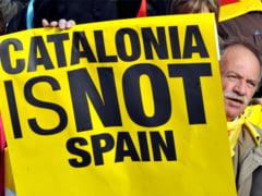 Victorie pentru Spania: Catalonia renunta la referendumul pentru independenta