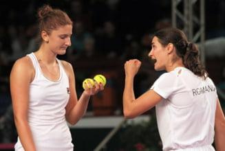 Victorie romaneasca la Australian Open: Begu si Niculescu avanseaza in proba de dublu