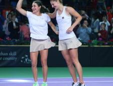 Victorie romaneasca la Wimbledon: Monica Niculescu si Irina Begu se califica in optimi la dublu!