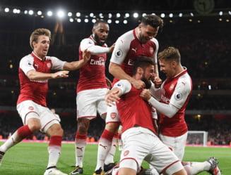 Victorie spectaculoasa pentru Arsenal in primul meci al sezonului din Premier League