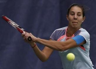 Victorie spectaculoasa pentru o tenismena din Romania: Buzarnescu, in sferturi la Linz