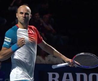 Victorie uriasa obtinuta de Marius Copil in fata unui triplu castigator de Grand Slam