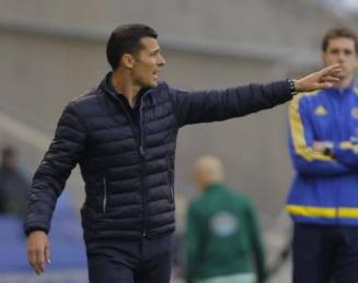 Victorie uriasa pentru Costel Galca in Primera Division