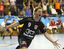 Victorie uriasa pentru Minaur Baia Mare in Liga Campionilor la handbal masculin