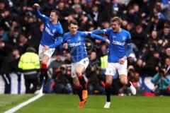 Victorie uriasa pentru Steven Gerrard in marele derbi dintre Rangers si Celtic