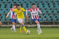 Victorii pentru Otelul si U Cluj, care sunt lidere in Liga 3
